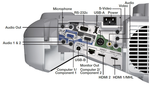 epson projector h283a owners manual
