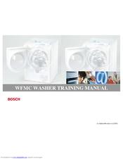 bosch nexxt premium washer service manual