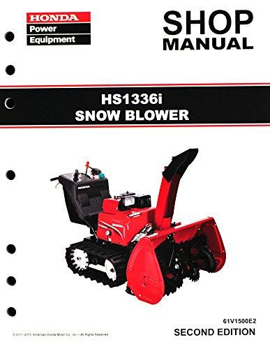 honda 622 snowblower service manual