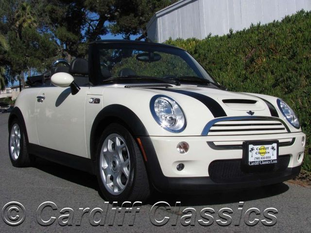 2007 mini cooper s convertible owners manual
