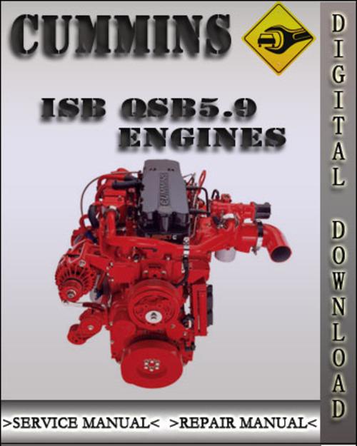 cummins isb 5.9 service manual