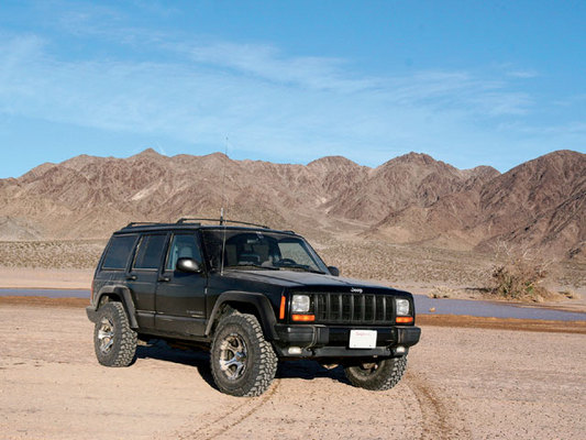 1994 jeep cherokee owners manual