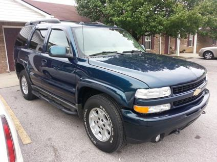 2005 chevy tahoe z71 owners manual