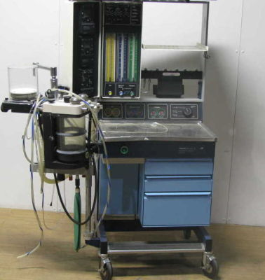 datex ohmeda anesthesia machine service manual