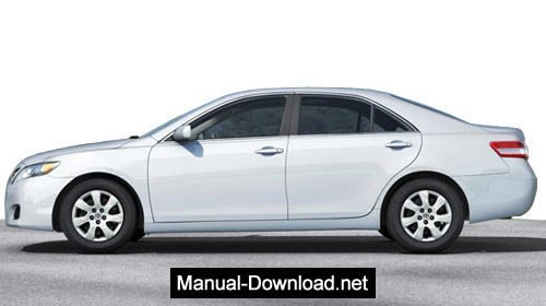 2011 toyota camry service manual