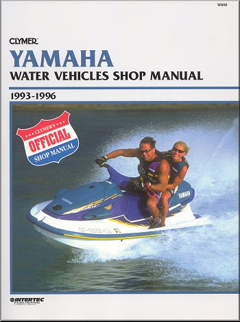 1995 yamaha waveraider 700 owners manual