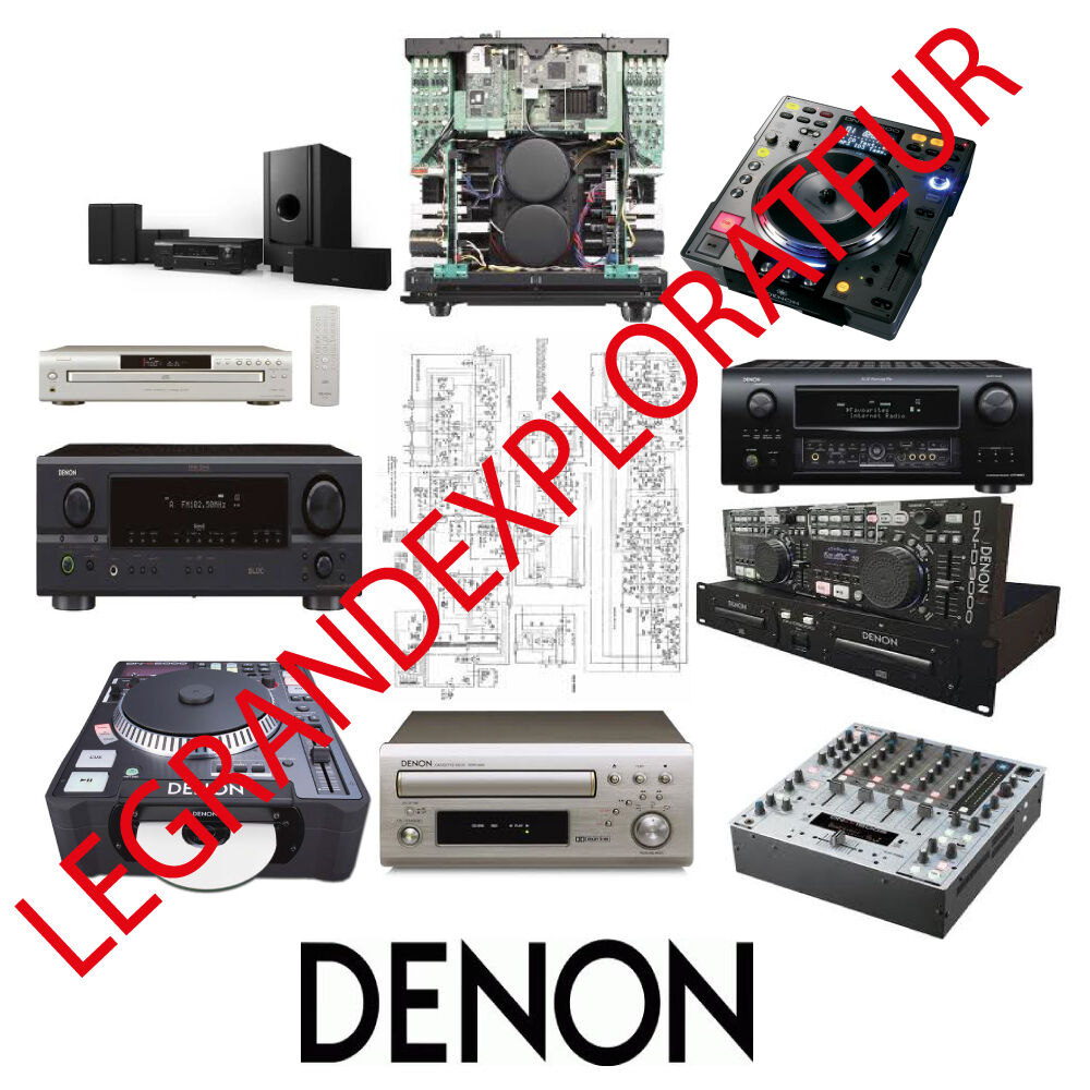 denon dvd 2930 service manual