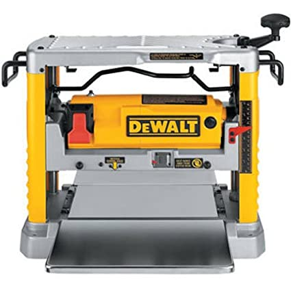 dewalt thickness planer dw734 owners manual