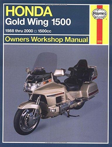 2005 honda goldwing service manual