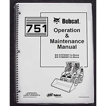 bobcat skid steer owners manual