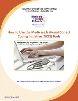 national correct coding initiative policy manual for medicare services