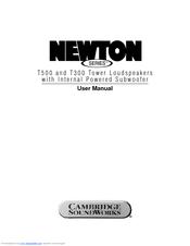 ensemble 2 by henry kloss cambridge soundworks user manual