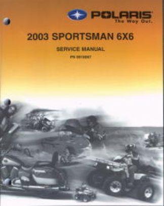 polaris ranger series 10 service manual