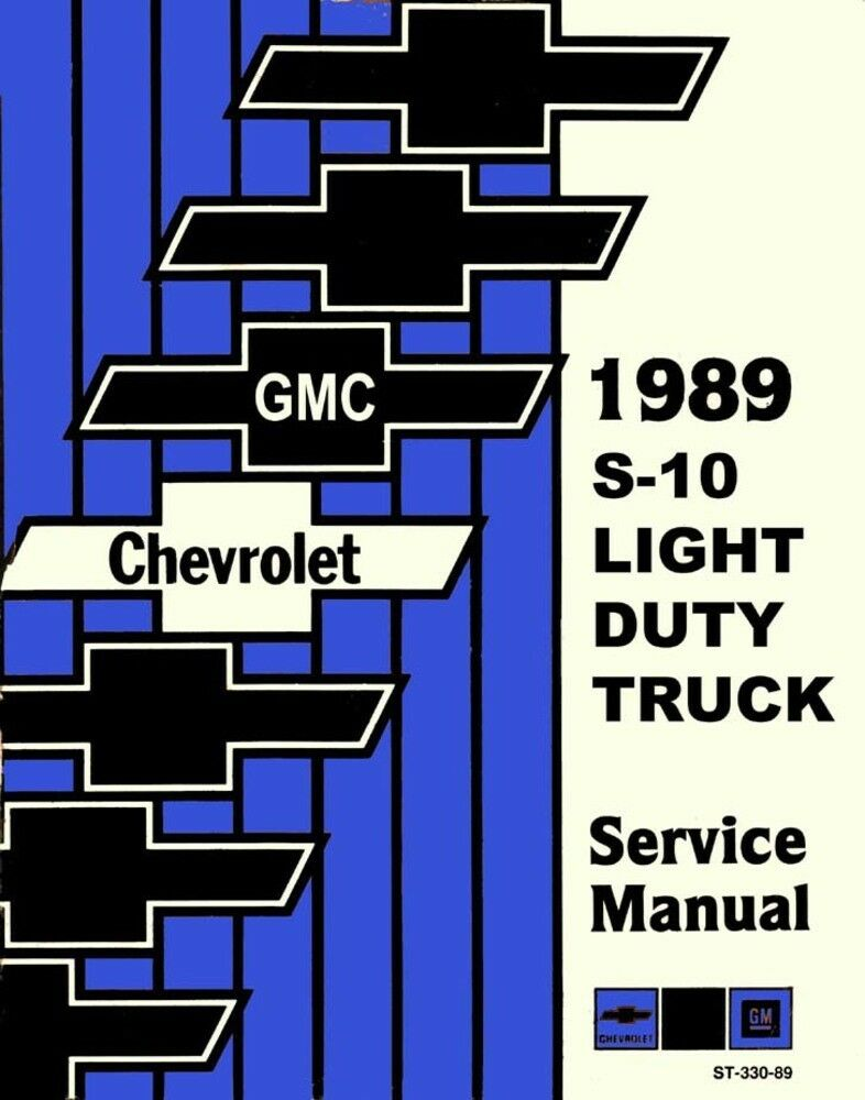 1989 chevy r3500 owners manual pdf