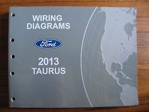 ford taurus owners manual 2013