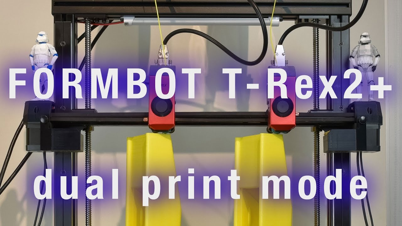 formbot t rex 2 print manual