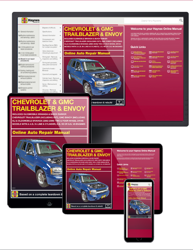 free online chevy service manuals
