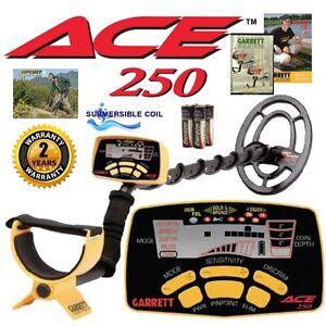 garrett ace 250 owners manual
