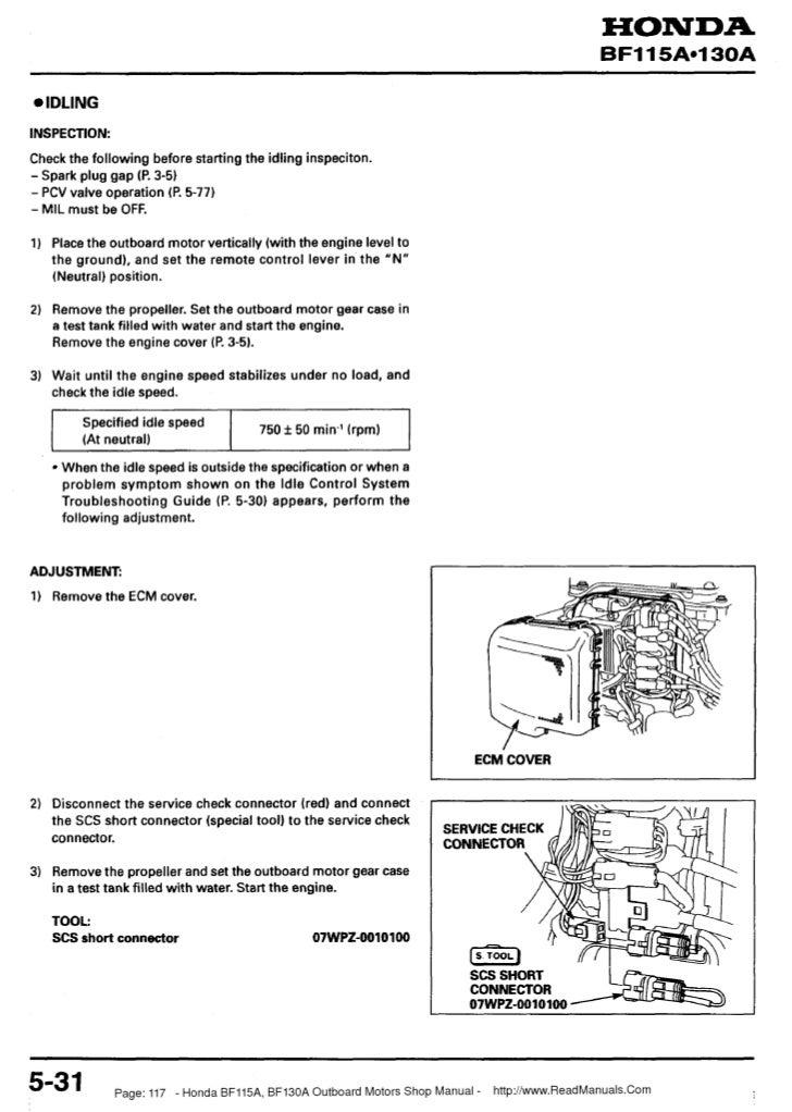 honda bf90a service manual pdf