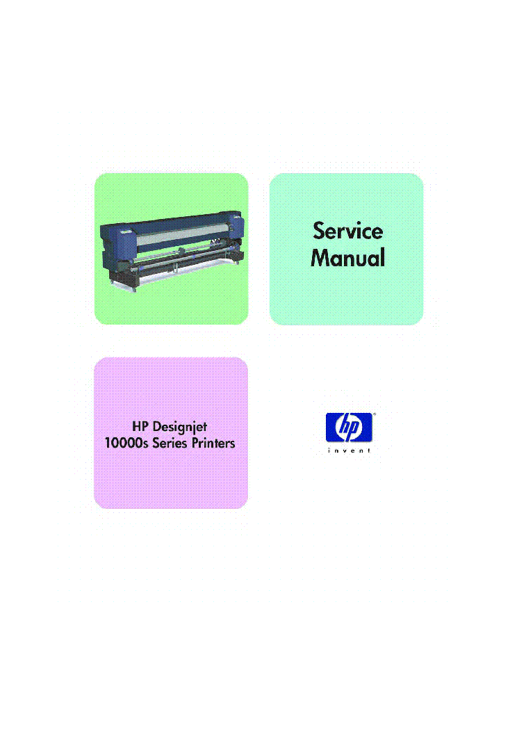hp designjet t770 service manual pdf