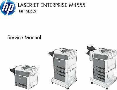 hp laserjet 9500 service manual