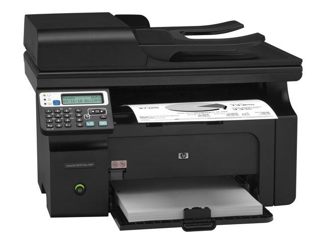 hp laserjet m1217nfw mfp user manual