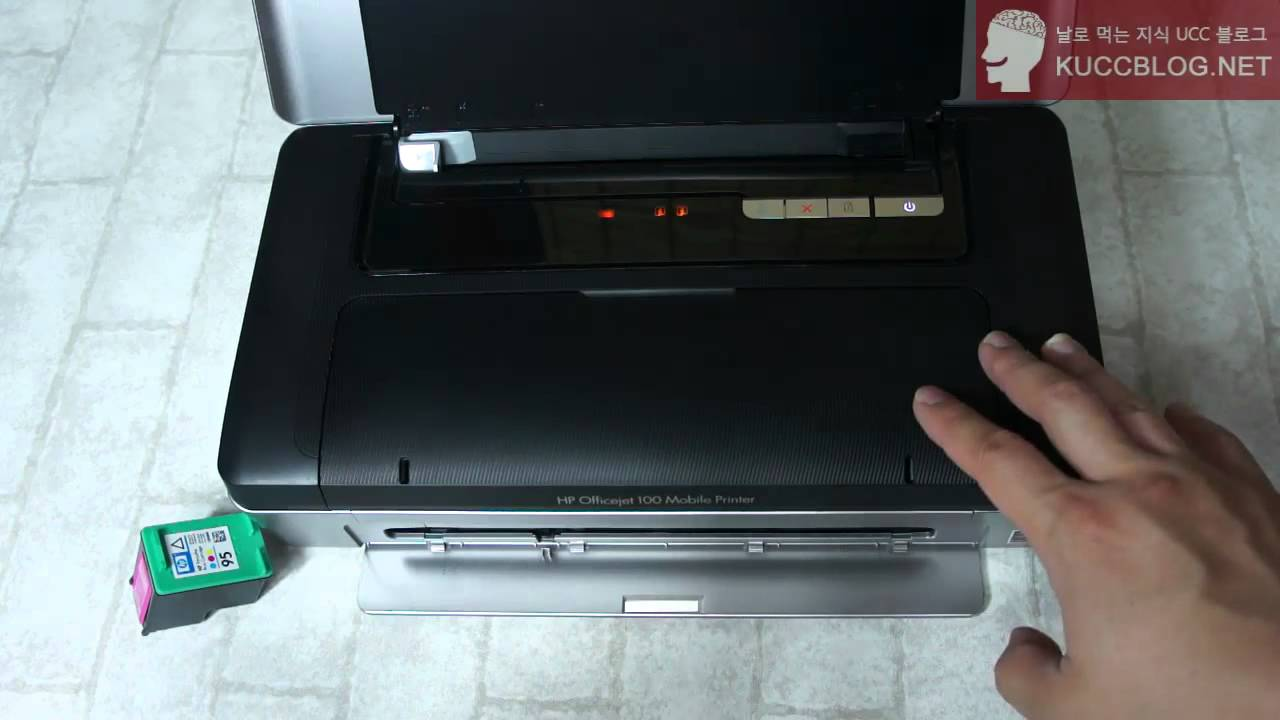 hp officejet 100 mobile printer user manual