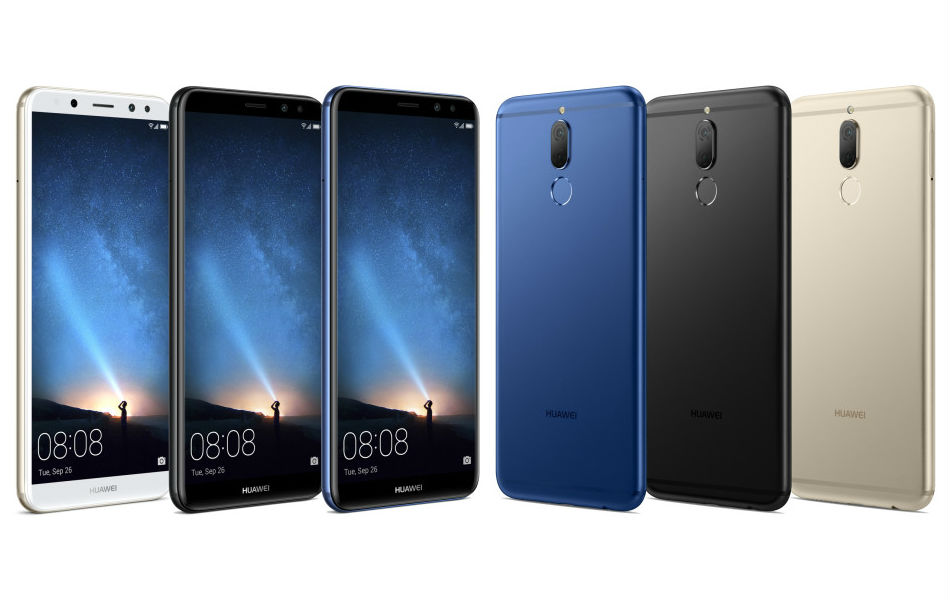 huawei mate 10 lite user manual