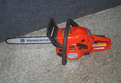 husqvarna 235 chainsaw service manual