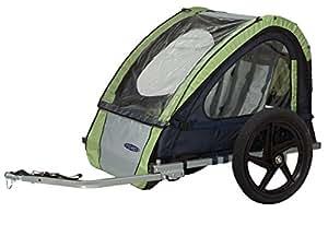 instep take 2 bike trailer manual
