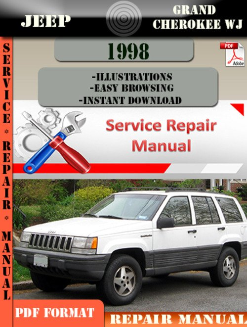 jeep grand cherokee wj owners manual