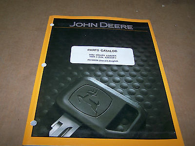 john deere 444j service manual