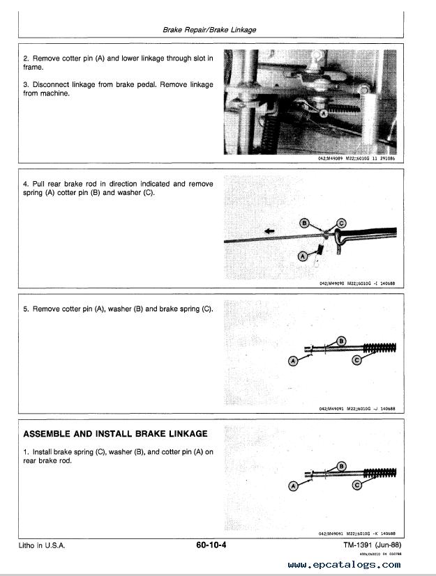 john deere 997 service manual