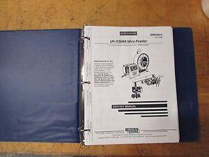 lincoln ln 7 service manual