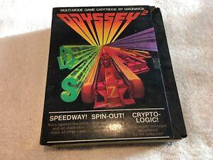 magnavox odyssey 2 game manuals