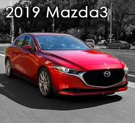 mazda 3 owners manual 2019