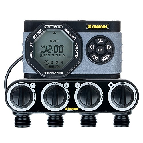 melnor 2 zone water timer manual
