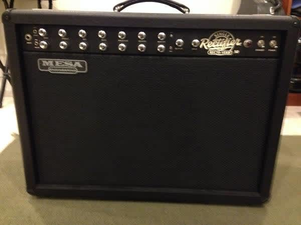 mesa boogie single rectifier series 2 manual