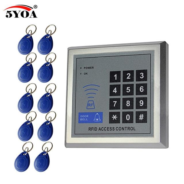 mg236b rfid access control user manual