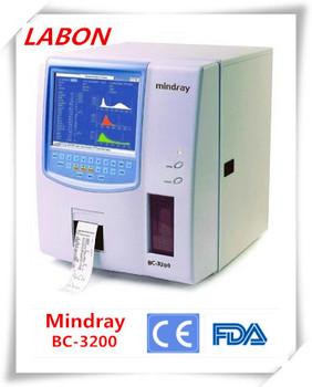 mindray bc 3200 user manual