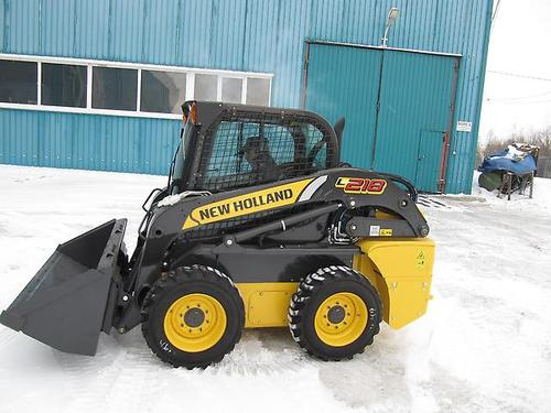 new holland l218 owners manual