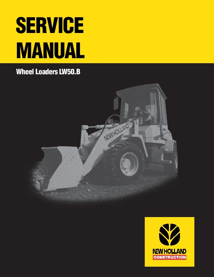 new holland service manual free download