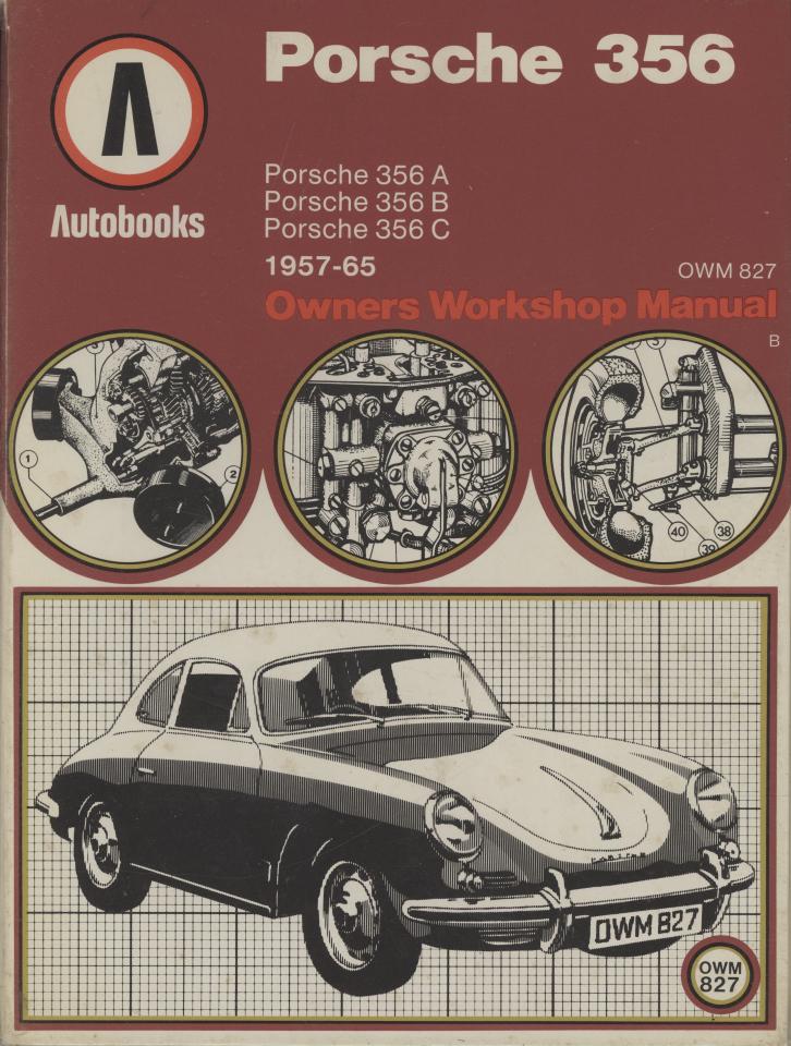 porsche 356 owners manual pdf