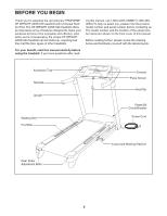 proform xp 590s user manual