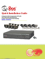 q see qt426 user manual