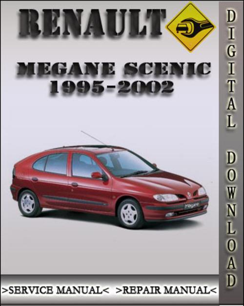 renault megane user manual free download