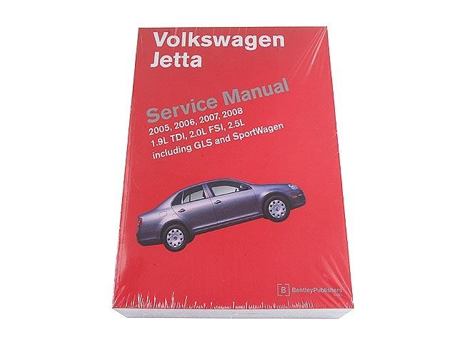 robert bentley volkswagen service manuals