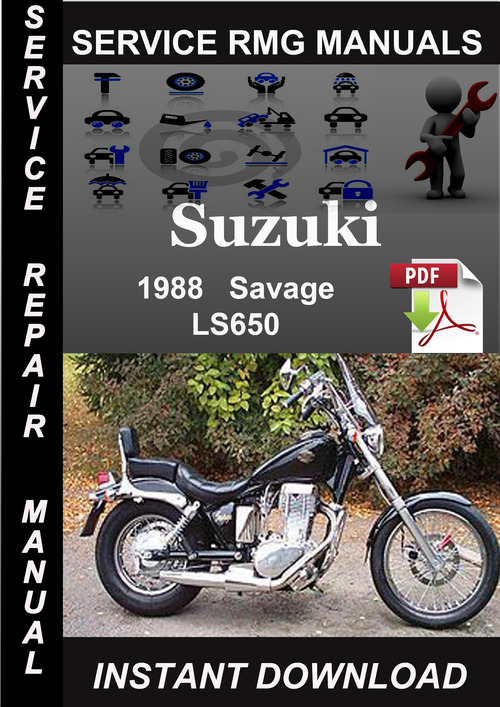 suzuki ls650 savage service manual pdf