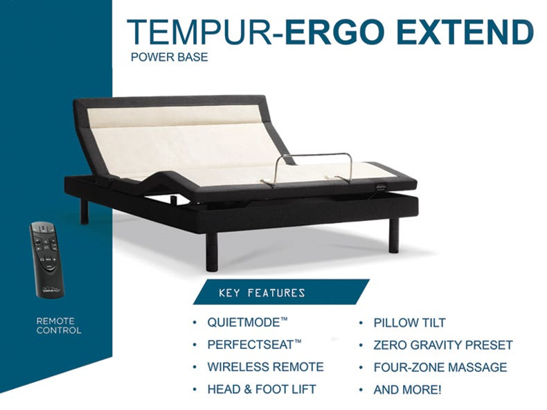 tempurpedic ergo extend owners manual