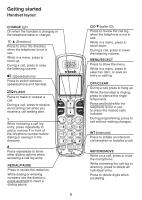 vtech cs6219 2 user manual